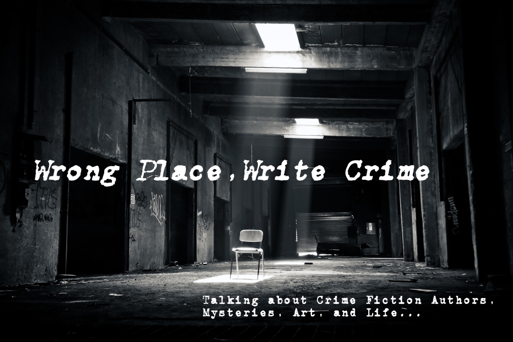 Wrong Place, Write Crime