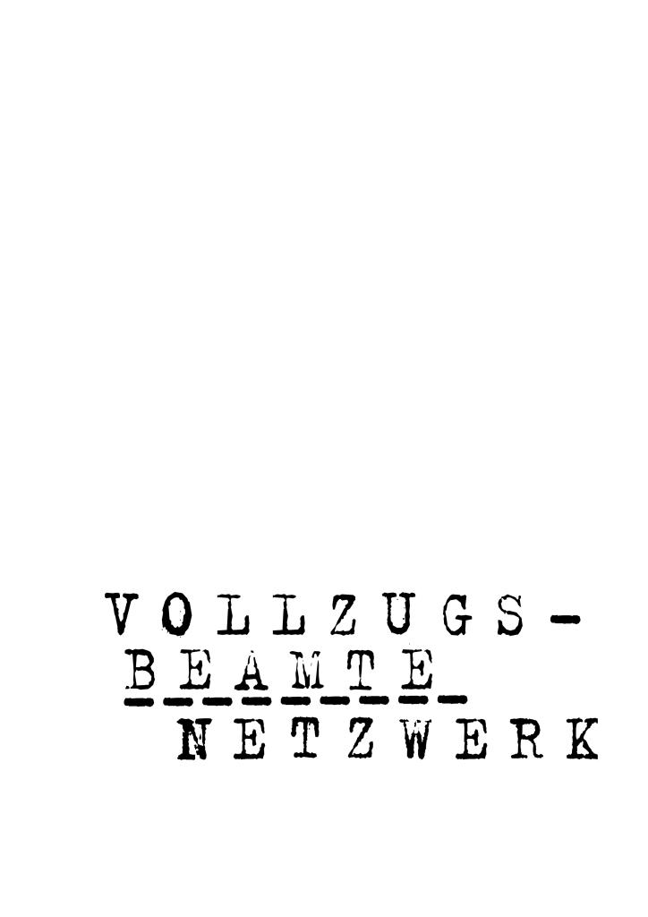 Vollzugsbeamte-Netzwerk