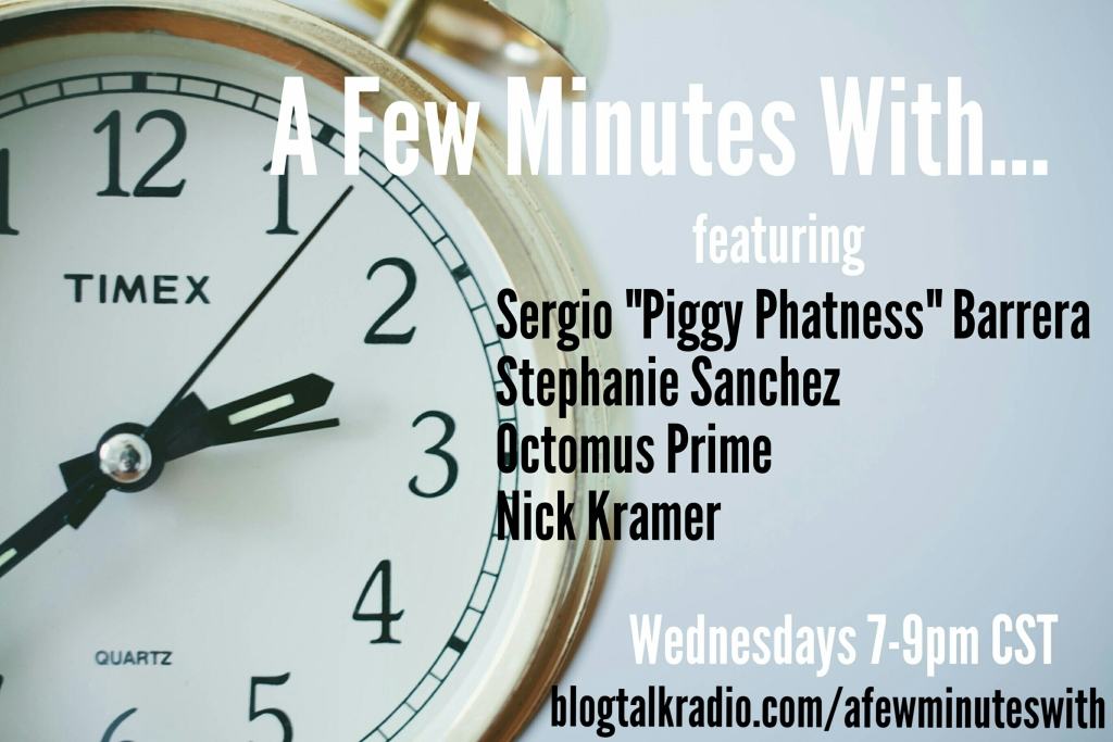 A Few Minutes With...