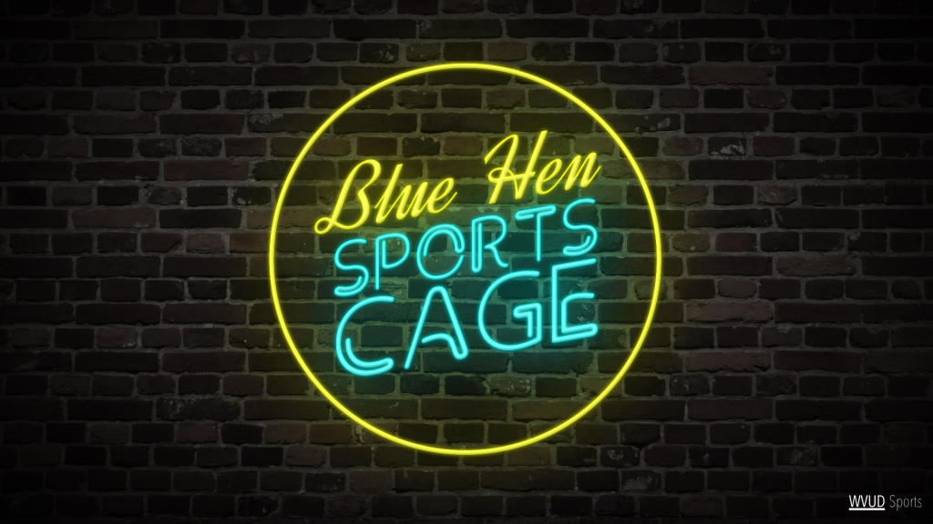 Blue Hen Sports Cage