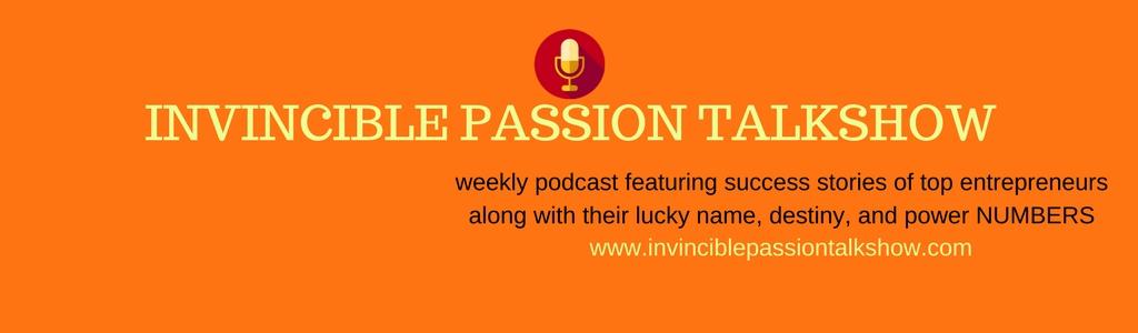 Invincible Passion Talkshow