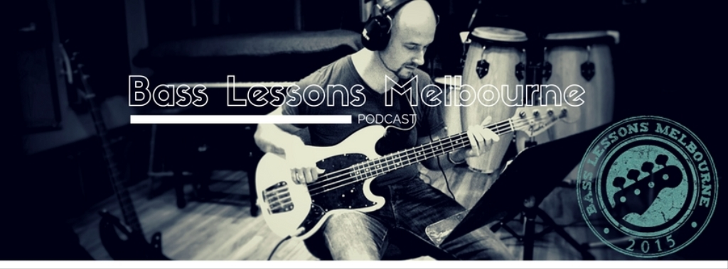Bass Lessons Melbourne 'Player Profile Podcast'