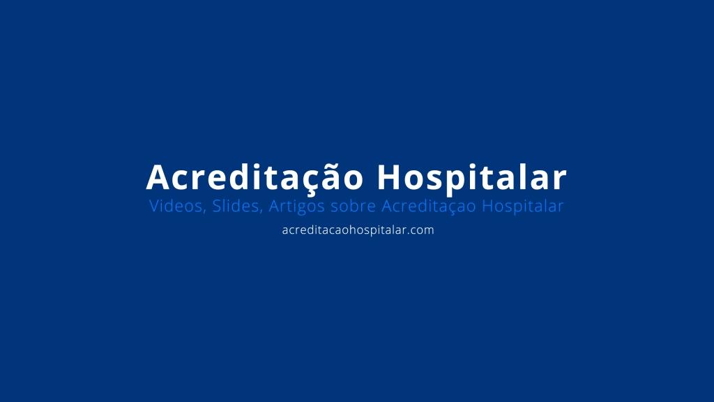 Hospital Accreditation