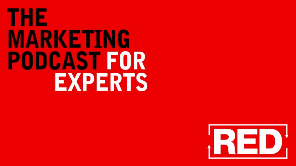 RED Podcast - The Marketing Podcast For Experts