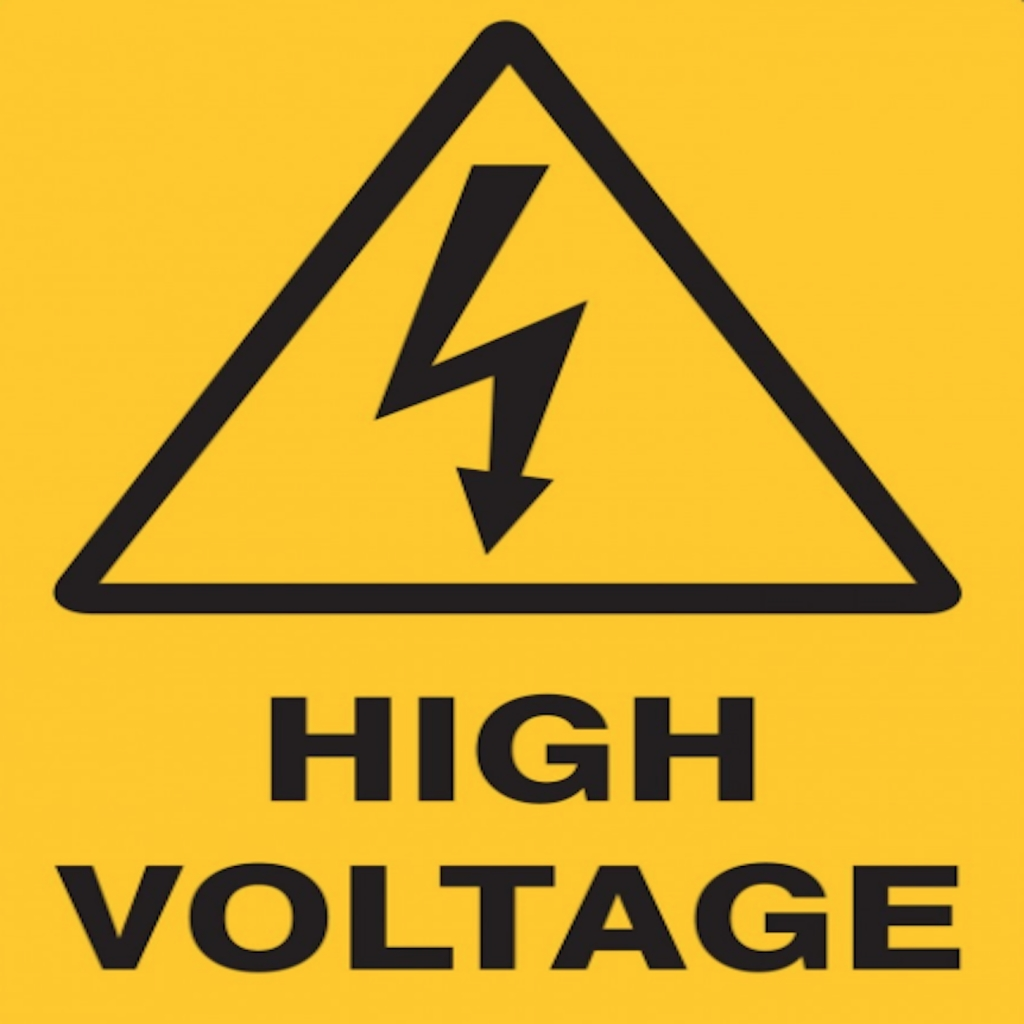 High Voltage by Ralph Cox