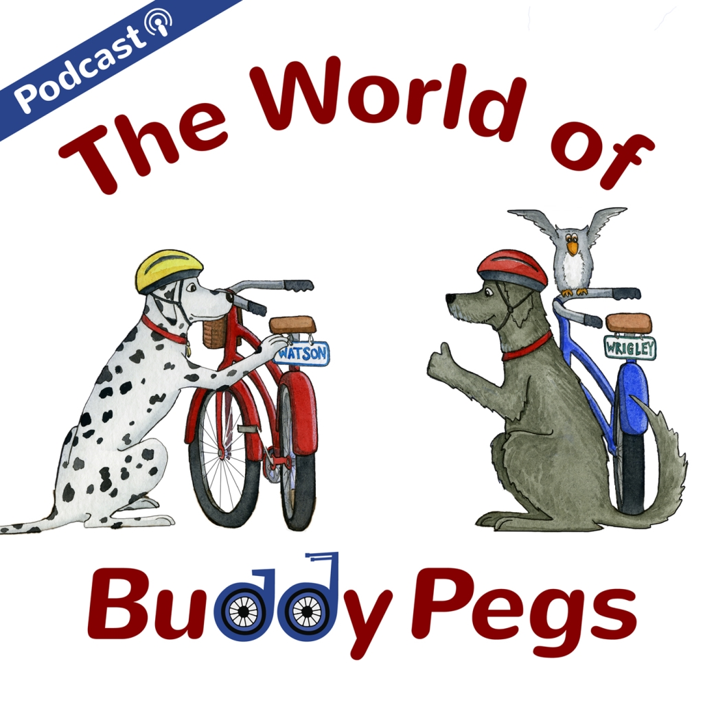 The World Of Buddy Pegs