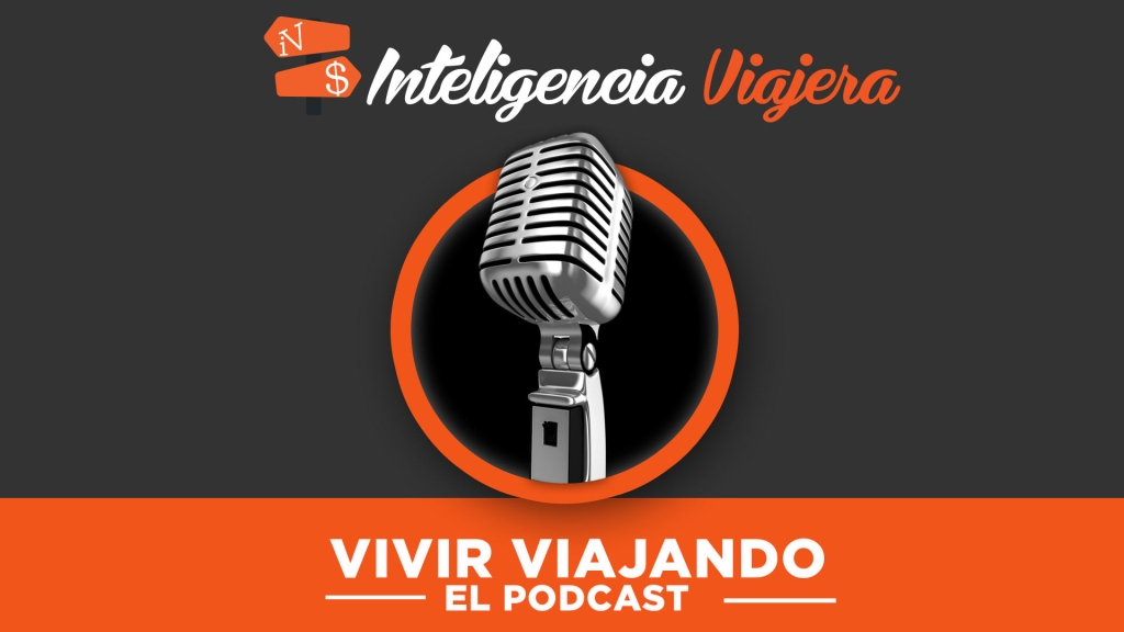 Vivir Viajando, Antonio G's podcast of traveling intelligence