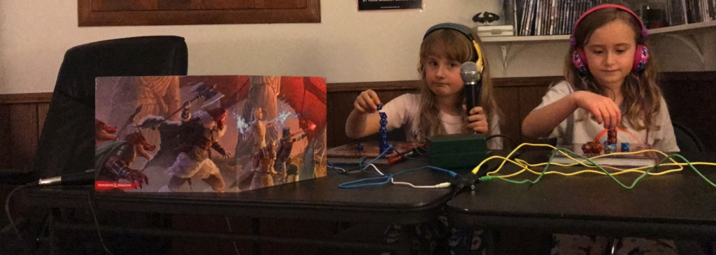 Dungeons and Dragons and Daughters