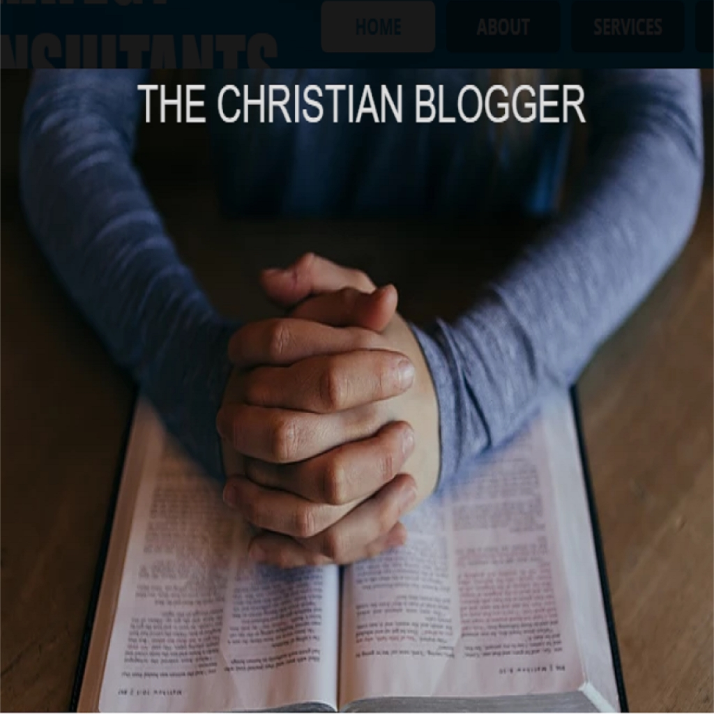 THE CHRISTIAN BLOGGER PODCAST SHOW