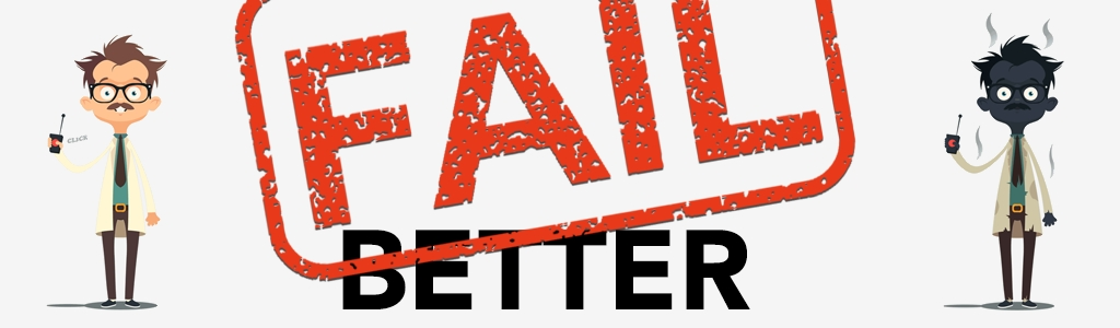 Fail Better: Product Lessons From Startup CEOs and Great Product Leaders