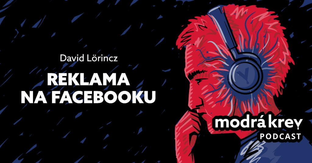Modrá krev - Reklama na Facebooku