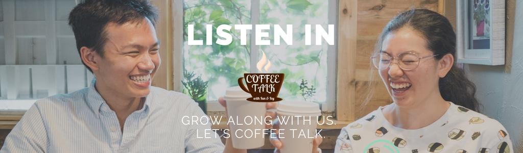 Coffee Talk w/Ian & Ivy
