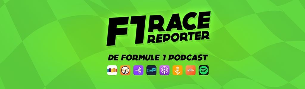 Racereporter Formule 1 Podcast