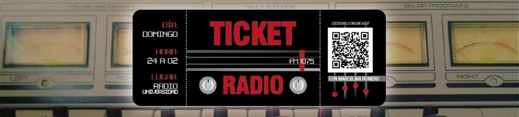 Ticket Radio