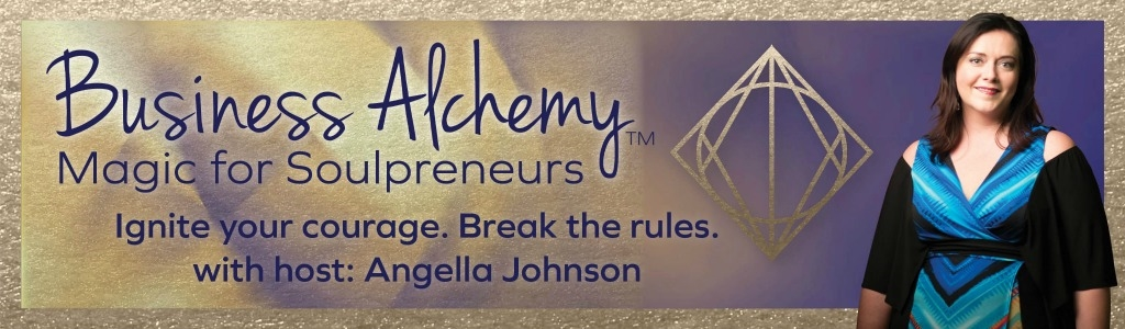 """Business Alchemy"" with Angella Johnson"