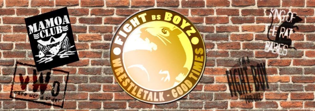Fight Boyz: A Pro Wrestling Podcast!