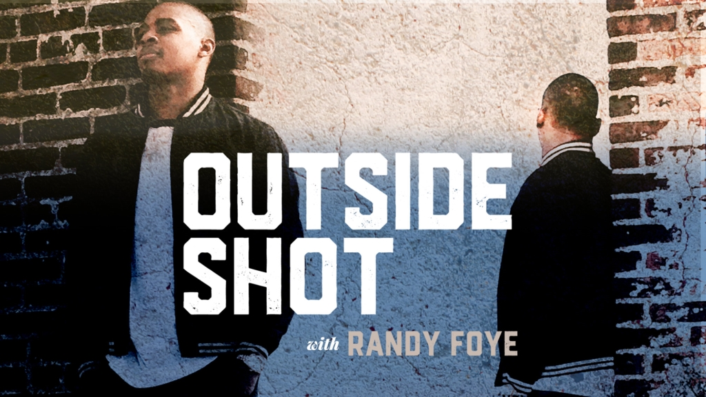 Outside Shot w/ Randy Foye