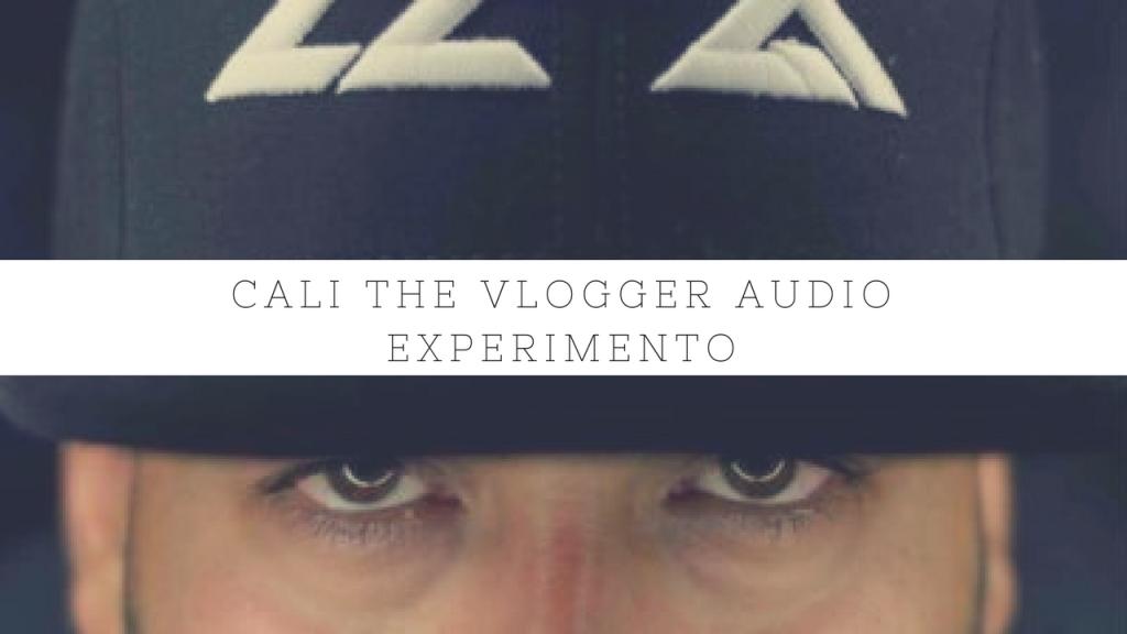 Cali The Vlogger