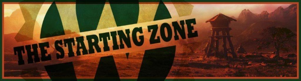 The Starting Zone