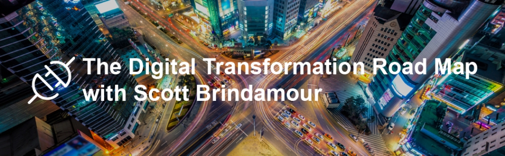 Digital Connect Podcast: Episode 1 - The Digital Transformation Roadmap
