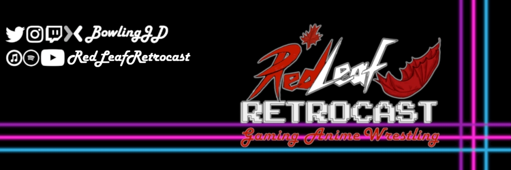 Red Leaf Retrocast