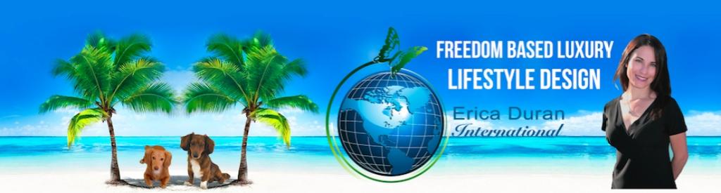 The Erica Duran Show | Freedom Based Luxury Lifestyle Design Radio
