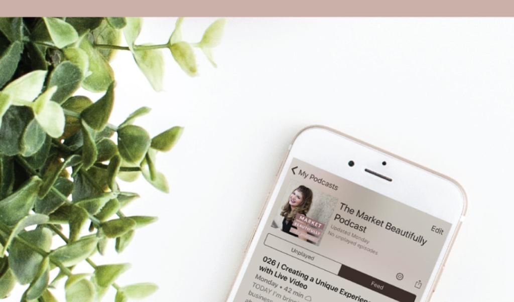 Market Beautifully Podcast