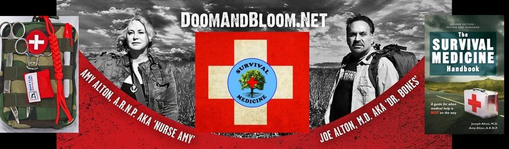 Survival Medicine Doom and Bloom Show