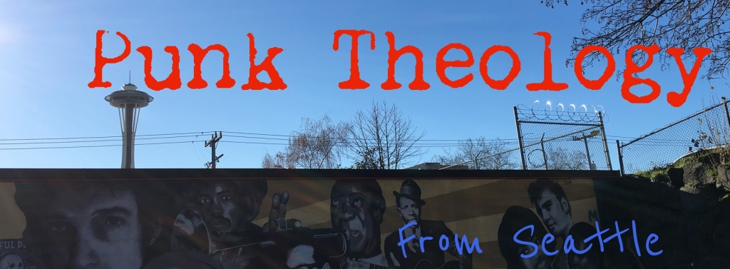 The Punk Theology Podcast