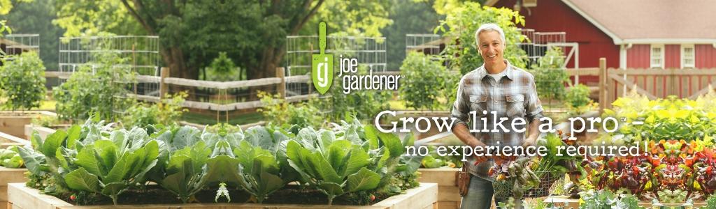 The joe gardener Show