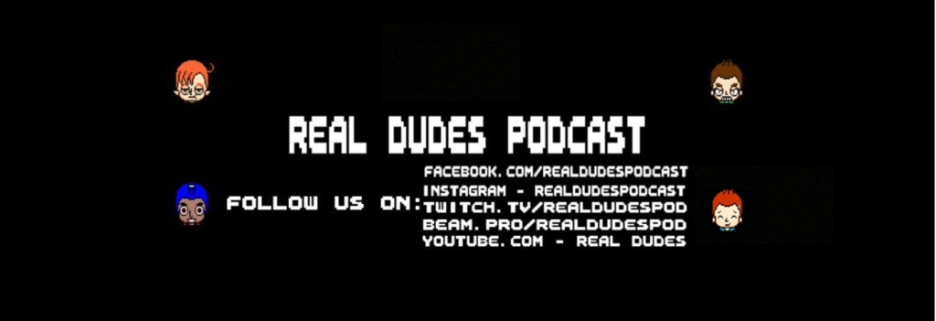 Real Dudes! Podcast