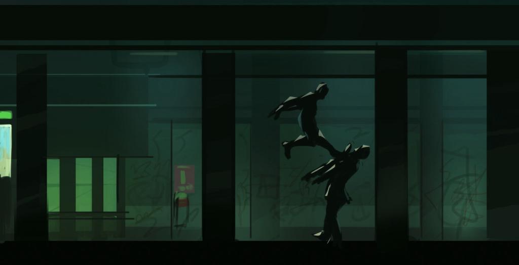 The Matrix Minute