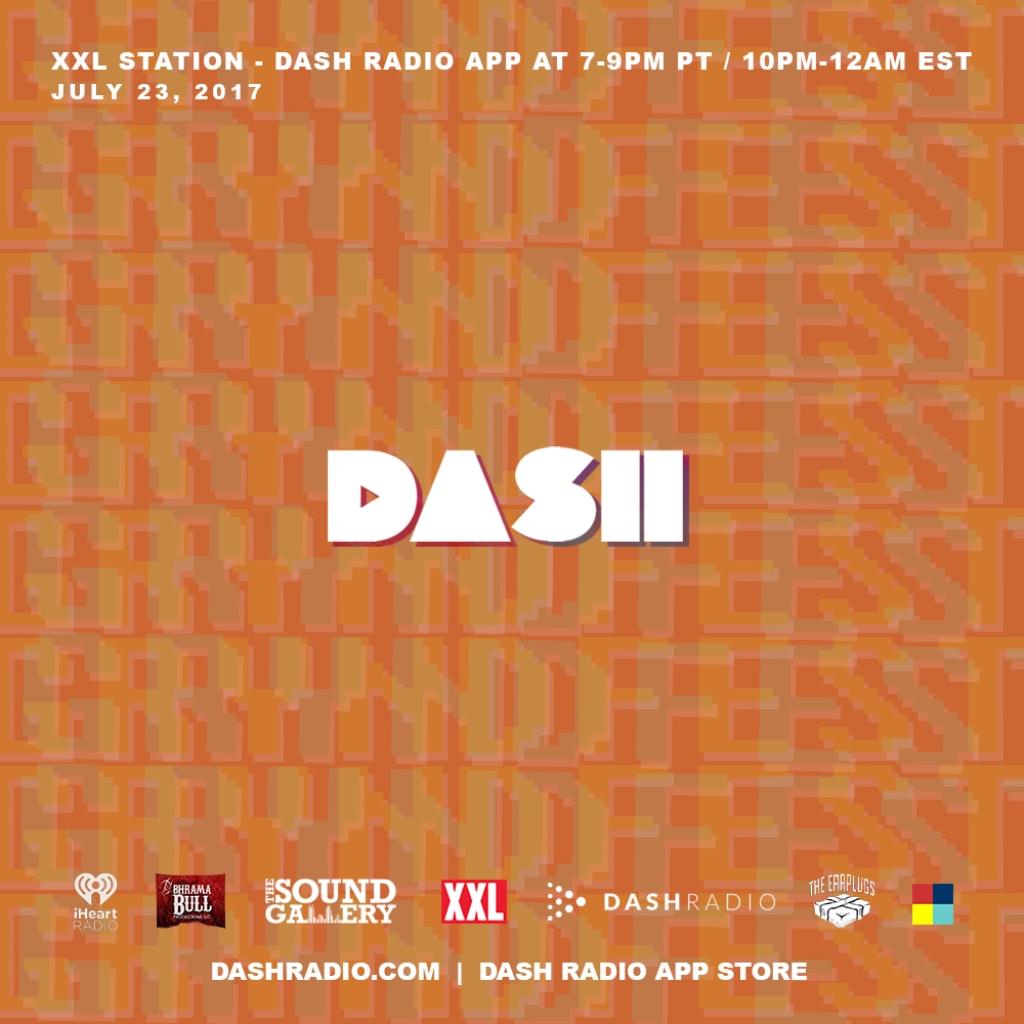 BHRAMABULL: #GryndfestRadio [DASH RADIO & XXL STATION]