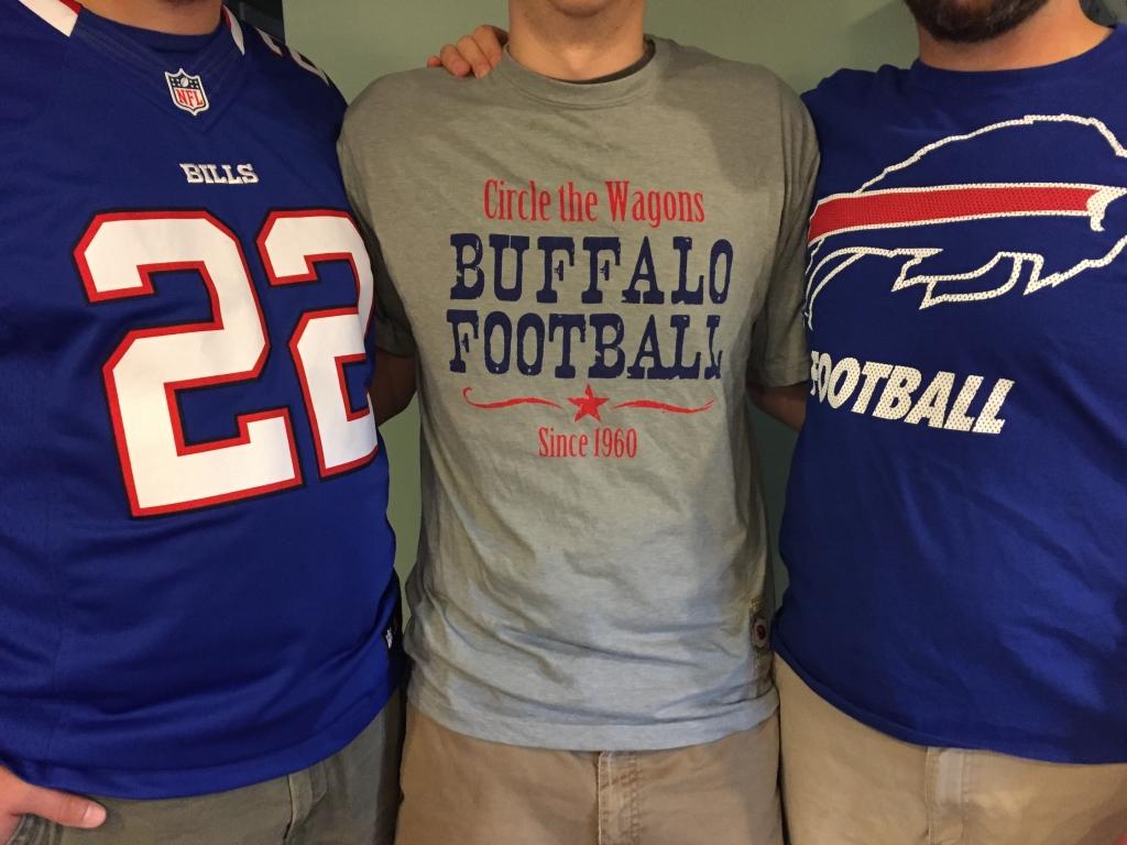 Circling the Wagons: A Buffalo Bills Podcast