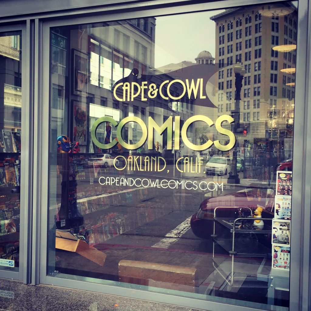 All New All Different Cape and Cowl Comics Podcast