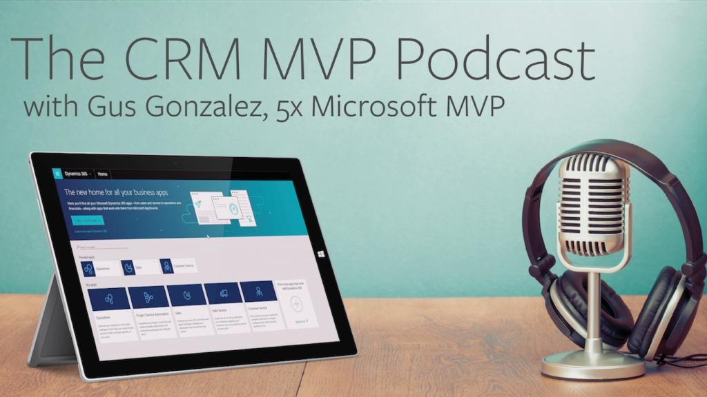 CRM MVP Podcast