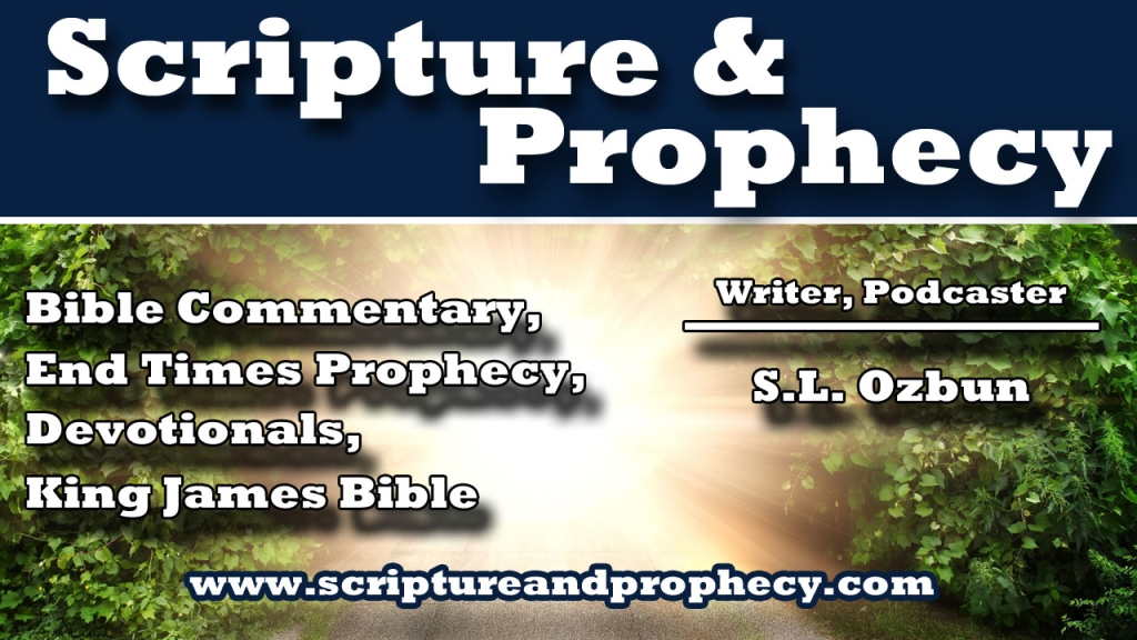 Scripture and Prophecy