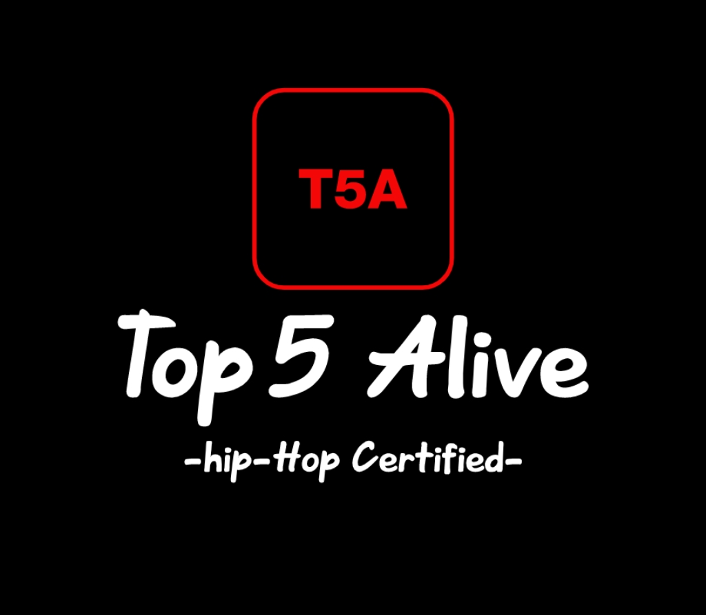 TOP 5 ALIVE with Stephen K. Bomi