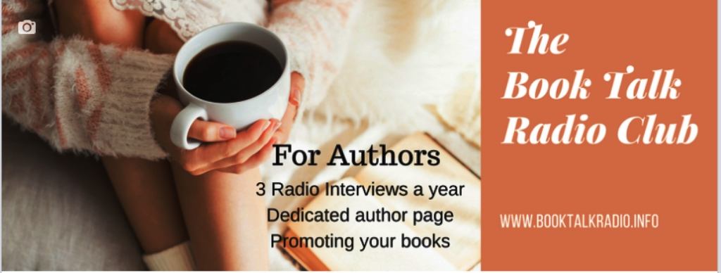 Book Talk Radio Club Interview with Christine Roney