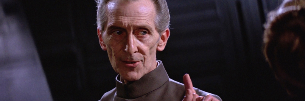 That's What We're Tarkin About