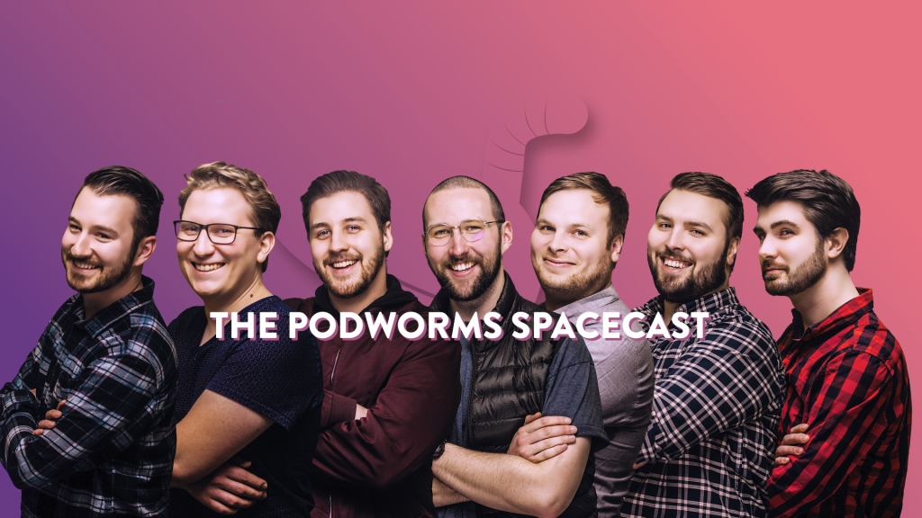 Podworms Spacecast