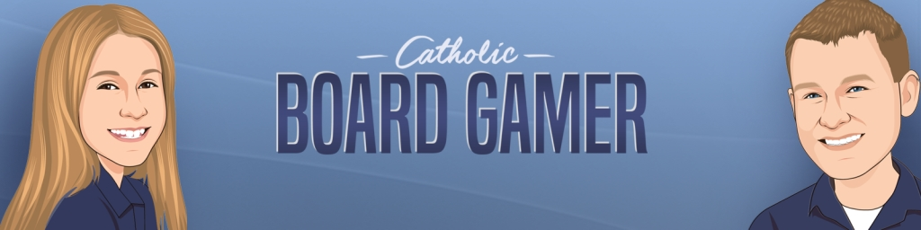 Catholic Board Gamer