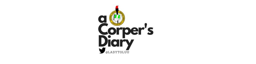A Corper's Diary