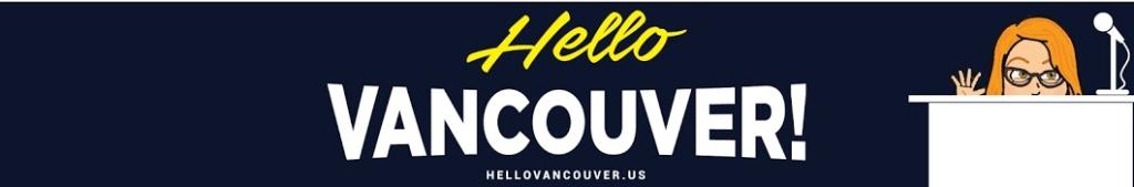 Hello Vancouver!