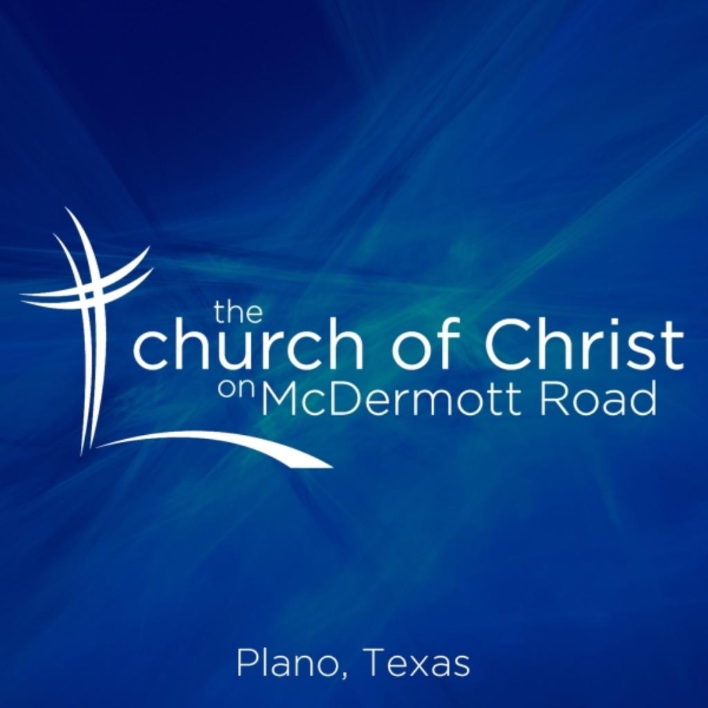 The church of Christ on McDermott Road Lesson Audio