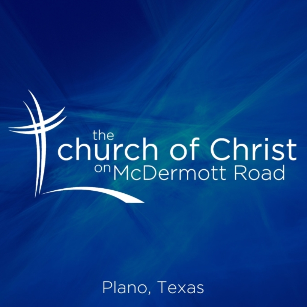 The church of Christ on McDermott Road Lesson Audio