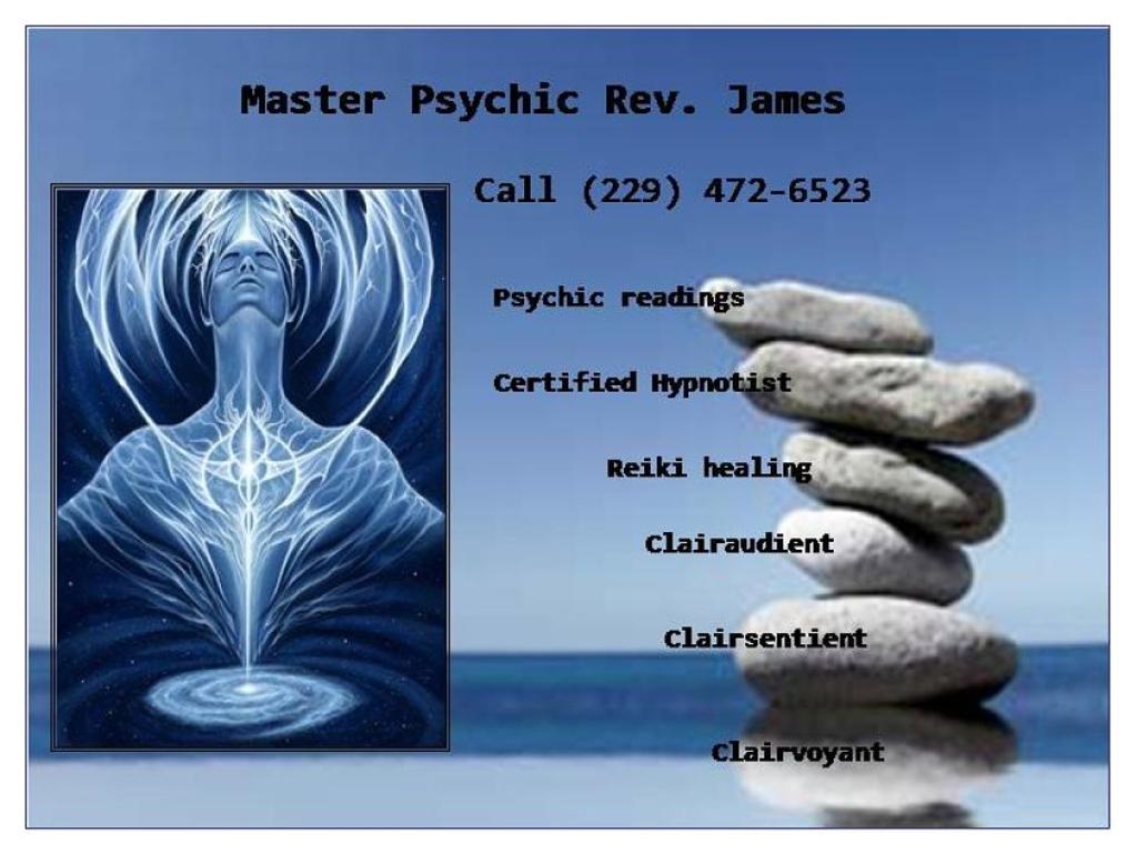 Ascension Soul Wisdom w/ Rev James Ellis-Free Readings Monday