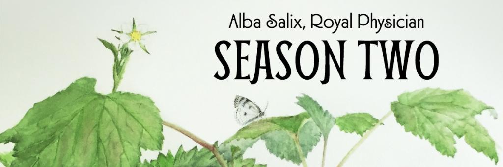 Alba Salix, Royal Physician