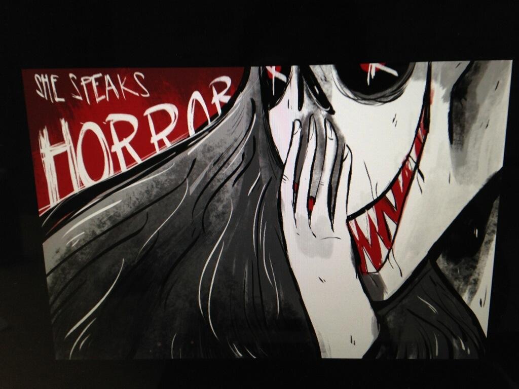 She Speaks Horror