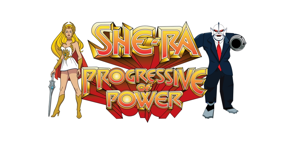 She-Ra: Progressive of Power
